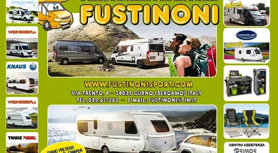 FUSTINONI CARAVAN E CAMPER CAMPEGGIO E NOLEGGIO 2015- 2016
