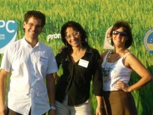 SALONE DI PARMA 2015  fustinoni staff