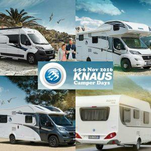 knaus camper days