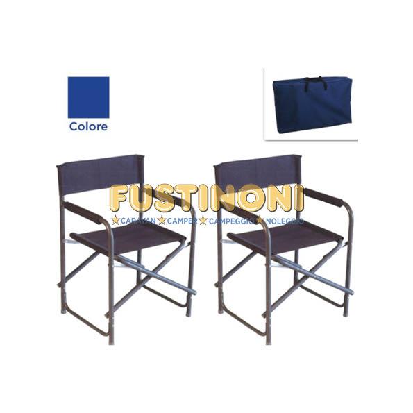 sedia-regista-twin-blu-2-pz