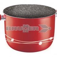 Pentole-Popote-Brunner-in-Alluminio-Rosso-Accessori-Caravan-Campeggio-291677297313